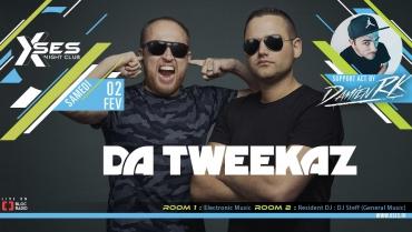 Da Tweekaz + Damien RK