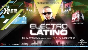 Electro Latino by DJ Kazzanova