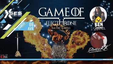 Ben Lemonz vs Damien RK *Game of Electhrone*
