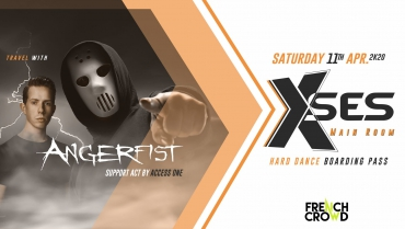 — REPORTE — Angerfist & Access One